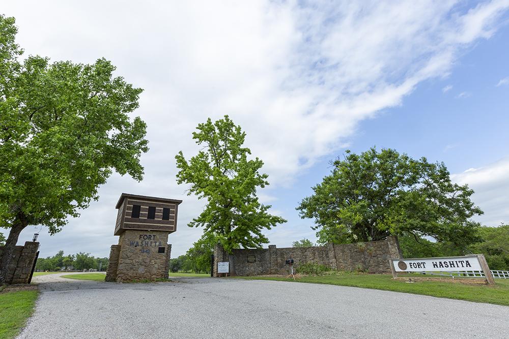 Fort Washita Chickasaw Nation