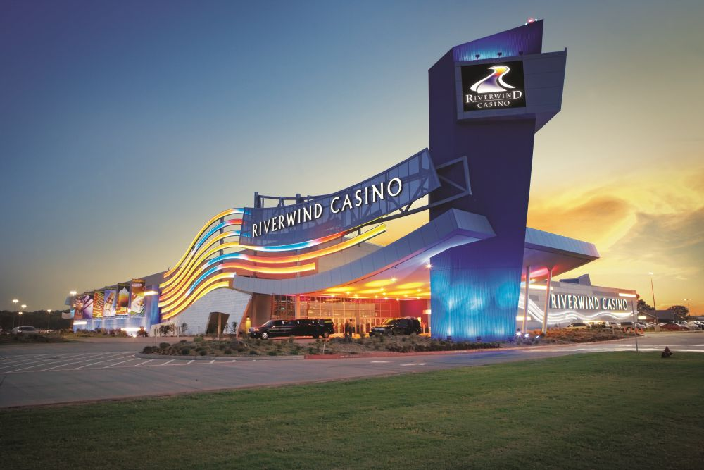 Casino oklahoma riverwinds delta downs racetrack casino and hotel