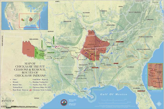 History | Chickasaw Nation