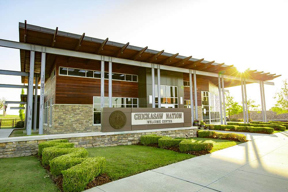 Chickasaw Welcome Center