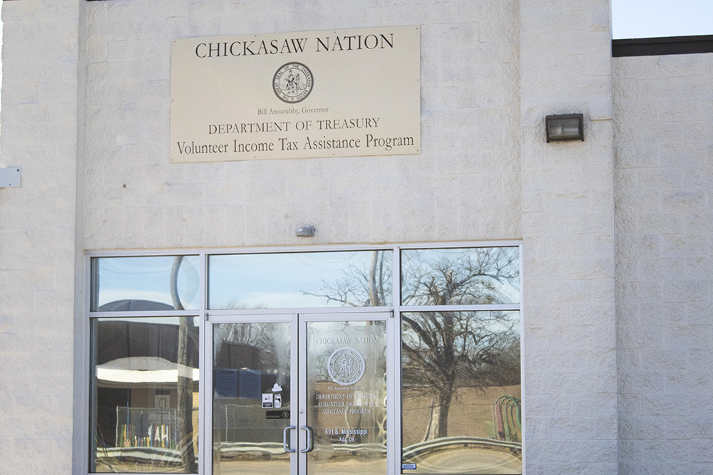 Chickasaw Nation VITA Program Office