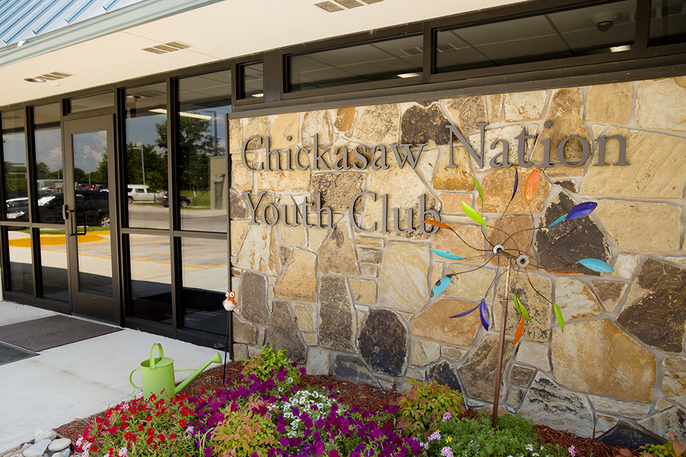 Chickasaw Youth Clubs - Tishomingo